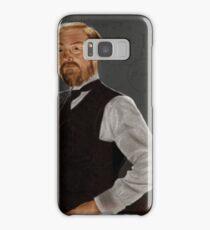 Professor James Moriarty Samsung Galaxy Case/Skin