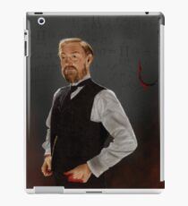 Professor James Moriarty iPad Case/Skin