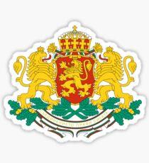 Bulgaria Coat of Arms  Sticker