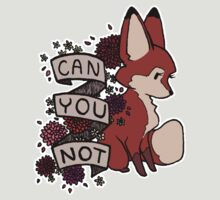can you not | Unisex T-Shirt