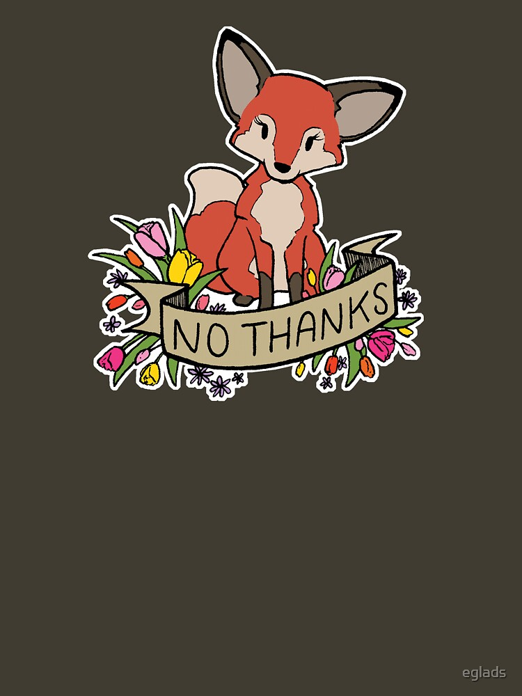 no thanks | Unisex T-Shirt
