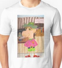 The Too Cool Sheriff Of pinkyjain Town Unisex T-Shirt