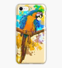 Macaw iPhone Case/Skin