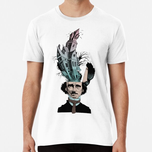 Edgar Allan Poe - Imaginations Premium T-Shirt