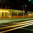 City Streaks by MichaelCouacaud