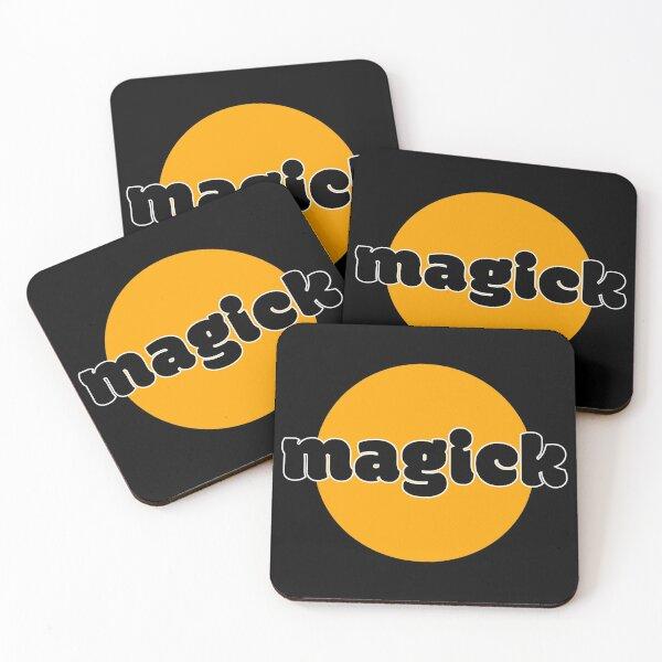 Magick Coasters (Set of 4)