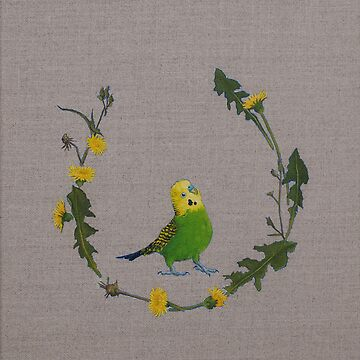 dandy bird by chelsgus