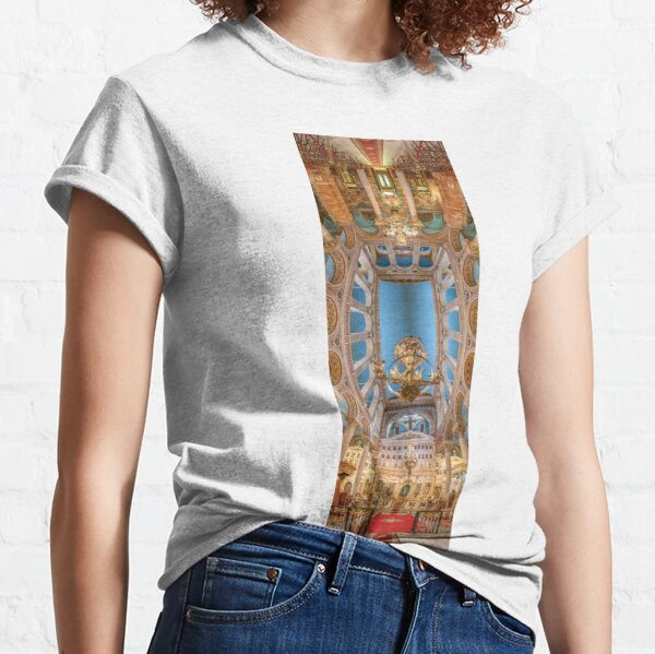 Cathedral of Evangelismos, Alexandria, Egypt Classic T-Shirt