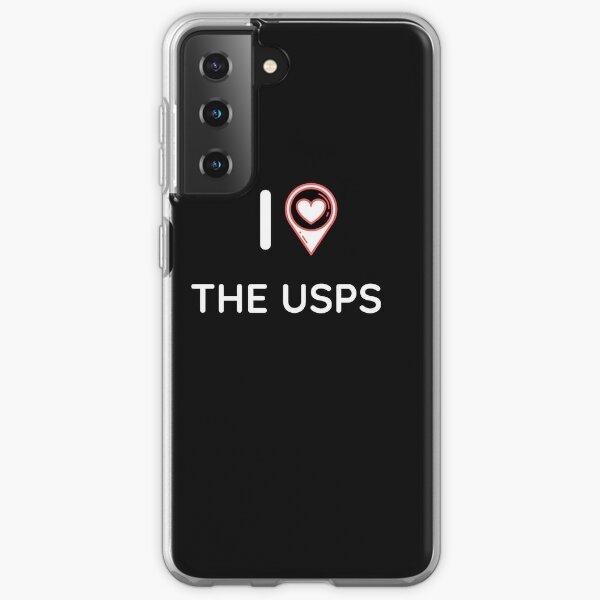 I LOVE THE USPS Samsung Galaxy Soft Case