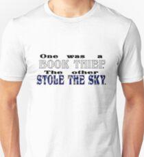Book Thief/Sky Stealer Unisex T-Shirt