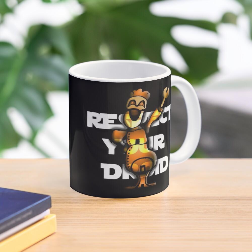 Respect Your Droid Mug