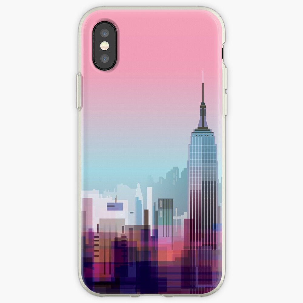 New York, NYC Stadt! iPhone-Hülle & Cover