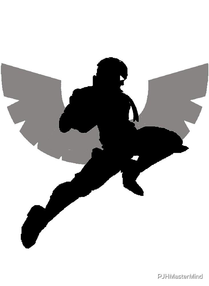 Captain Falcon Logo by PJHMasterMind