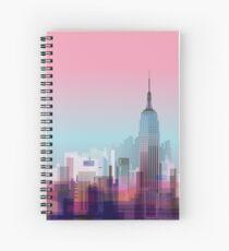New york, NYC city ! Spiral Notebook