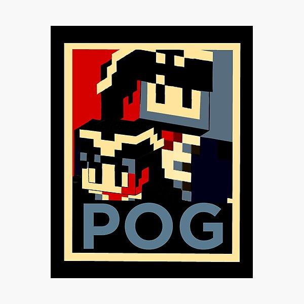 # POG2020 Wilbur Ruß und TommyInnit L'manberg Design Fotodruck