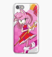 Persistent Pink Piko-Piko Professional iPhone Case/Skin