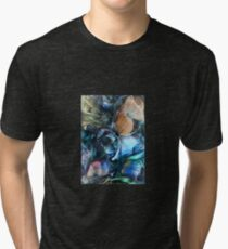 Akashic memories from subsurface Tri-blend T-Shirt