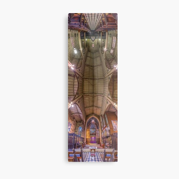 Christ Church of St. Laurence, Sydney, Australia Metal Print