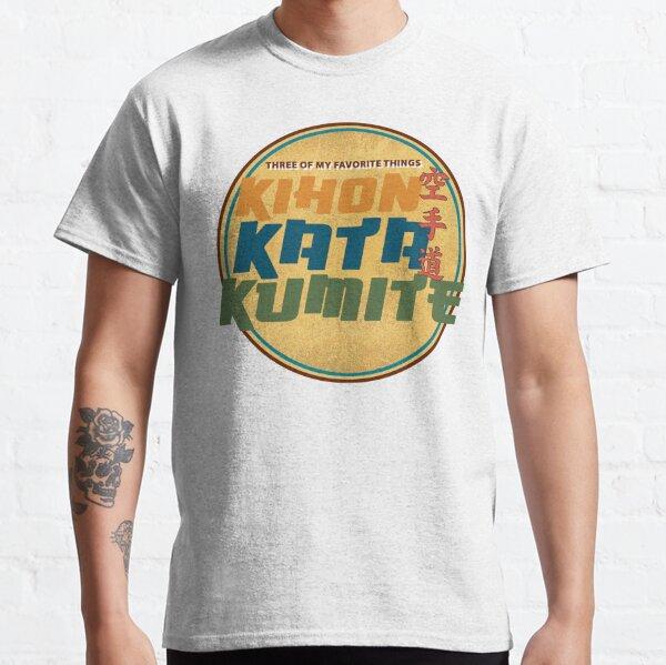 Karate training terms Classic T-Shirt