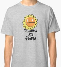 PLantz AR SToPiD, Art Inspired by Plants Versus Zombies: Garden Warfare Classic T-Shirt