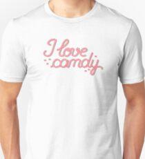 I love candy T-Shirt