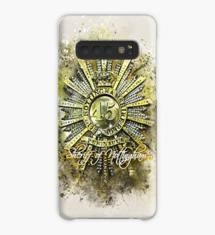 Sheriff of Nottingham Case/Skin for Samsung Galaxy