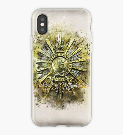 Sheriff of Nottingham iPhone Case