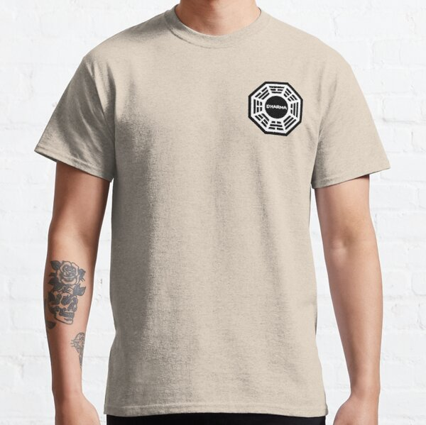The Dharma Initiative (Lost) Classic T-Shirt