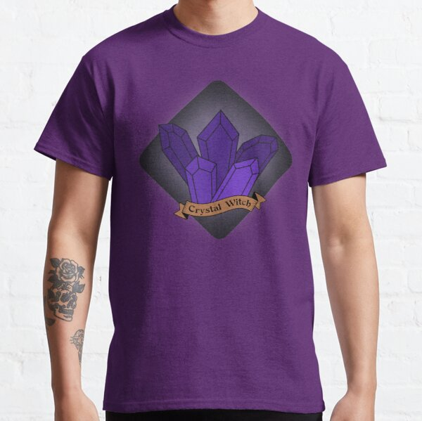 Crystal Witch Classic T-Shirt