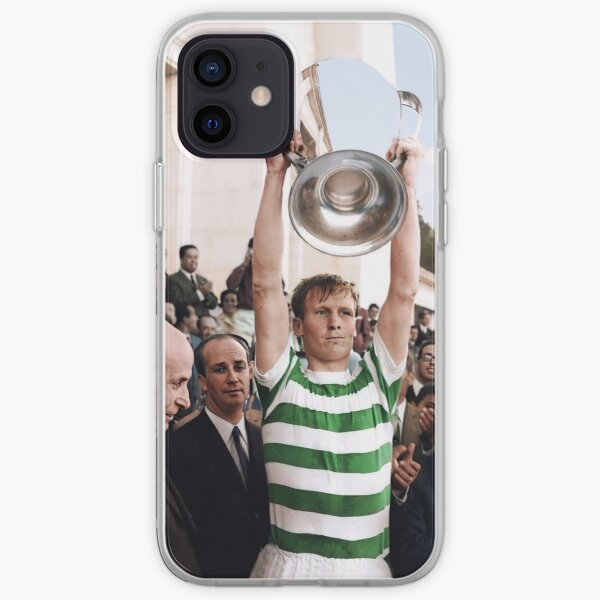 Billy McNeill in colour 1967 iPhone Soft Case