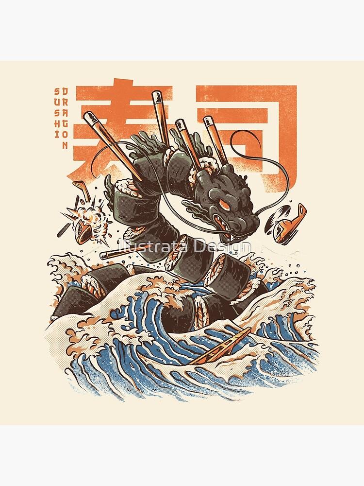 Der große Sushi-Drache! von ilustrata