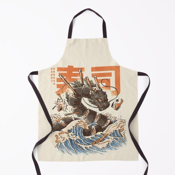 Great Sushi Dragon  Apron