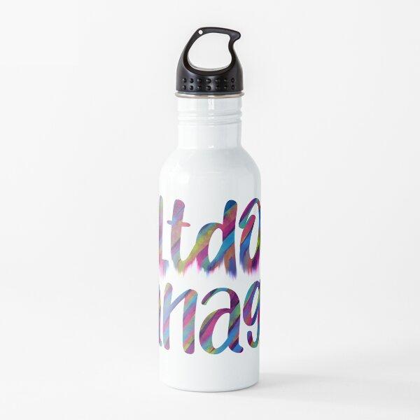 Meltdown manager Water Bottle