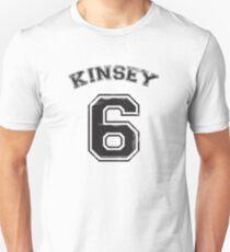 Kinsey 6 Unisex T-Shirt