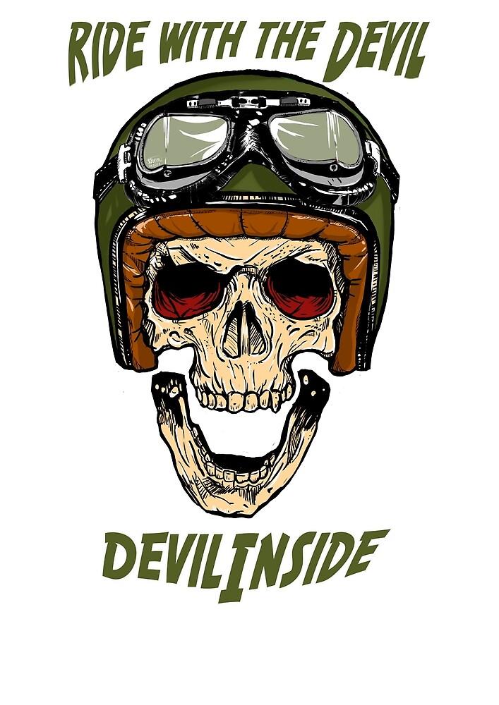 devil inside by Mangas88