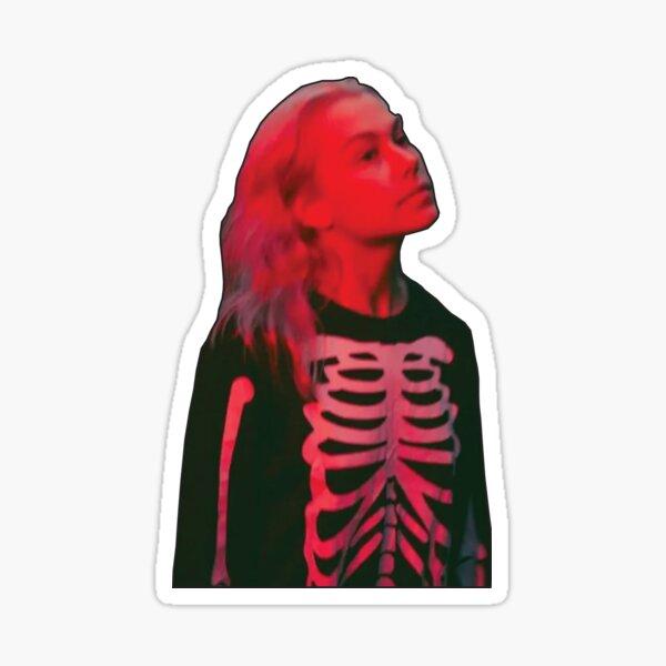 Phoebe Bridgers Sticker