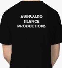 AWKWARD SILENCE PRODUCTIONS Classic T-Shirt