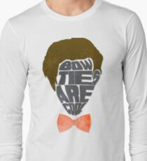 Bow Ties Are Cool - White T-Shirt