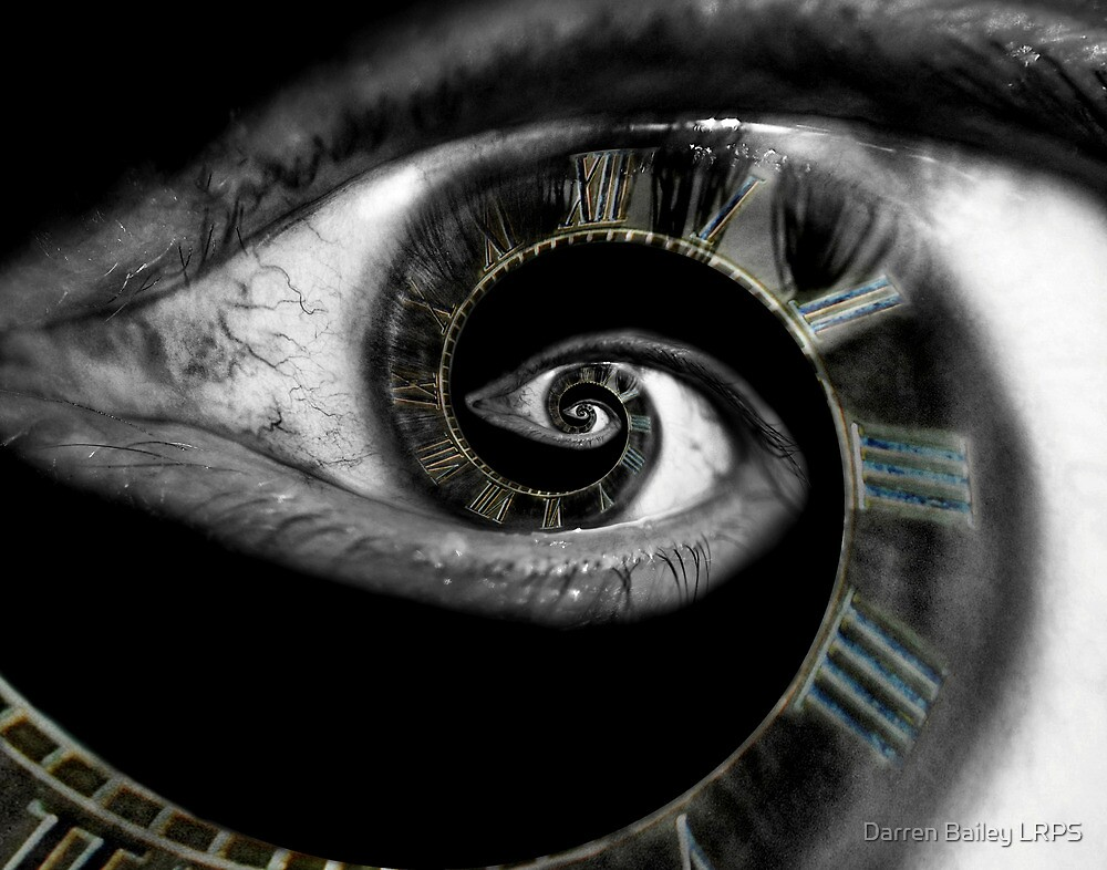 Quot Infinity Of The Eye Of Time Quot By Darren Bailey Lrps