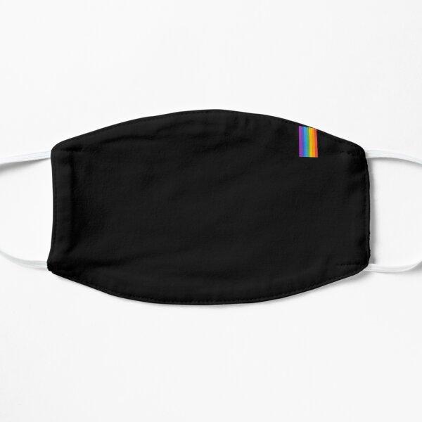 Máscara LGBT Mascarilla plana
