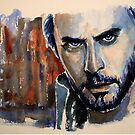Jared Leto, featured in The Group, Art Universe by Françoise  Dugourd-Caput