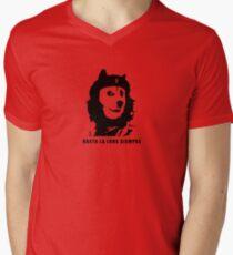 Che Dogevara Men's V-Neck T-Shirt