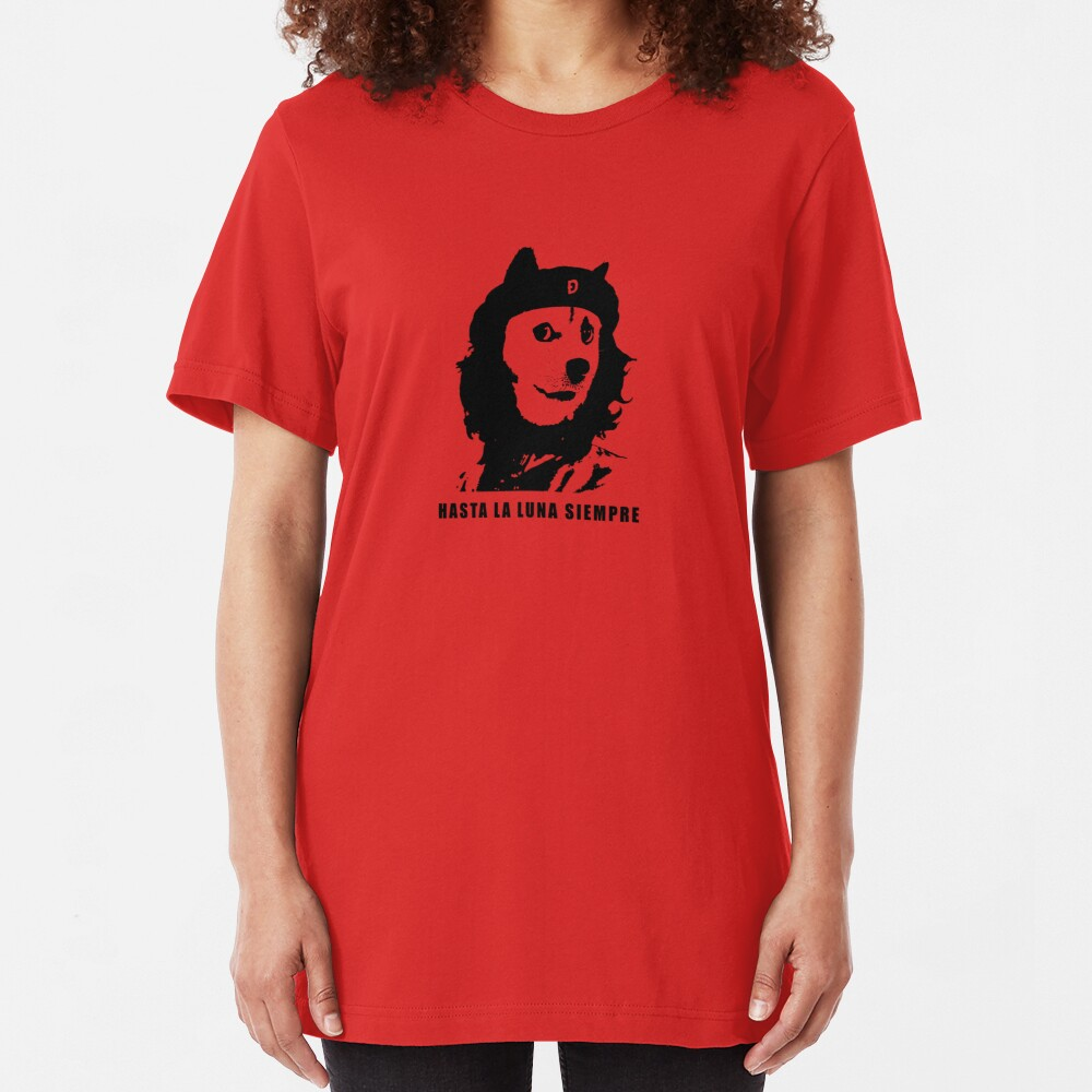 Che Dogevara Slim Fit T-Shirt