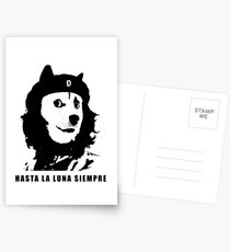 Che Dogevara Postcards