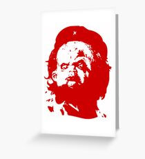 Che Kuato Greeting Card