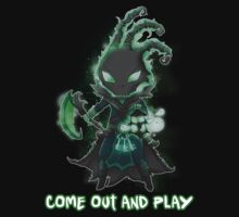 Thresh chibi - come out and play - League of Legends | Unisex T-Shirt