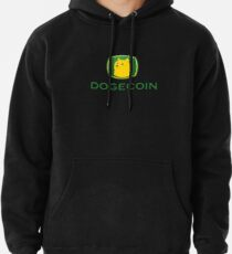 Dogecoin inspired by John Deere Pullover Hoodie