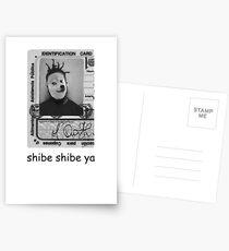 Ol' Dirt Doge - Shibe Shibe Ya Postcards