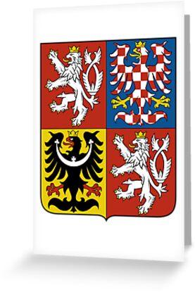 Coat of Arms of Czech Republic  by abbeyz71