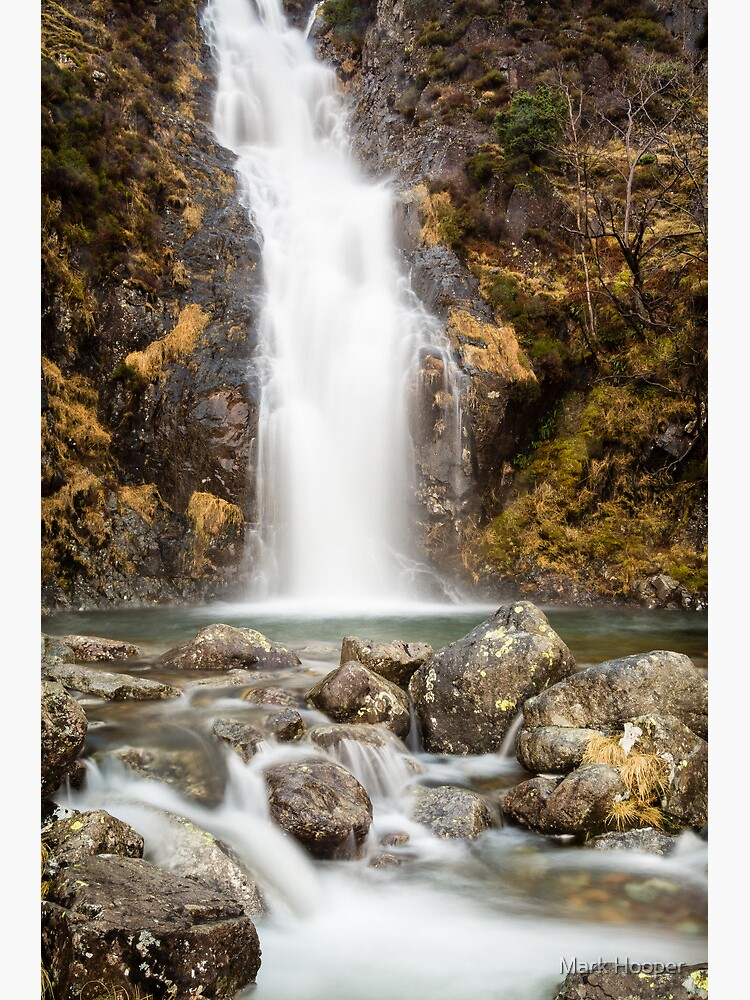 Hell Ghyll Waterfall by MarkHooperPhoto